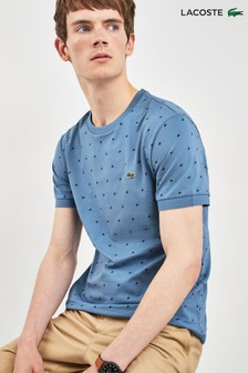 Lacoste® Geometric Dot T-Shirt