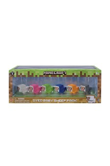Minecraft Dyed Baby Sheep Pack