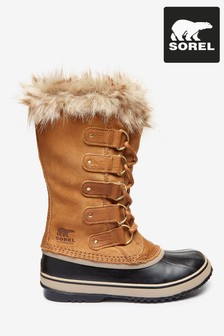 Sorel® Camel Brown Joan Of Arctic™ Snow Boots