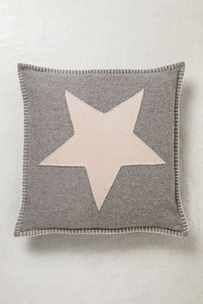 Felt Star Cushion