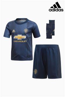 adidas Manchester United FC 2018/19 Mini Kit