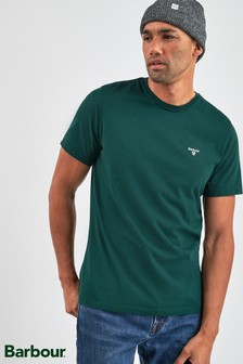 Barbour® Green Sports T-Shirt