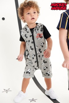 All Over Print Mickey Mouse™ All-In-One (3mths-7yrs)