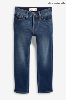 Abercrombie & Fitch Medium Blue Skinny Jean