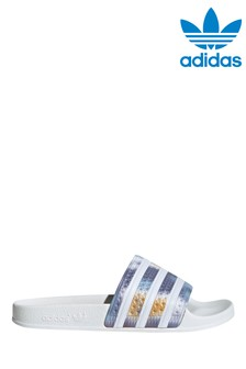 adidas Originals Pink Adilette Sliders