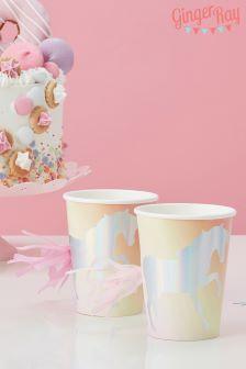 Ginger Ray Unicorn Paper Cups