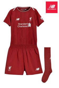 New Balance Liverpool FC 2018/19 Mini Kit
