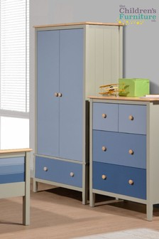 Atlantis Wardrobe By The Children's Furniture Company