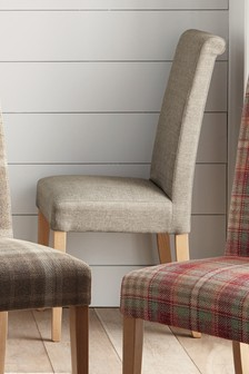 Set Of 2 Camberley House Studio Dining Chairs
