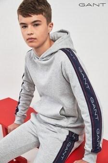 GANT Teen Grey Icon Sweat Hoody