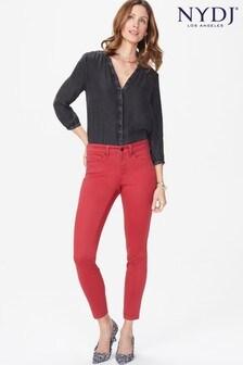 NYDJ® Ami Skinny Jeans, rot