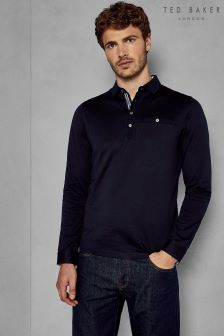 Ted Baker Fruitpa Long Sleeve Polo