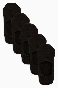 Invisible Socks Five Pack (Older)