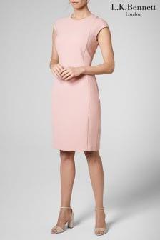L.K.Bennett PinBlush Laurela Dress