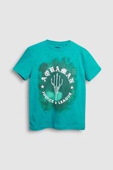 Aqua Man T-Shirt (3-14yrs)