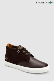 Lacoste® Brown Chukka Boot