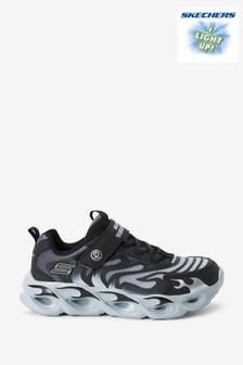 Skechers® Black Thermo-Flash Trainers
