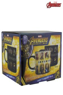 Marvel® Infinity War Heat Change Mug