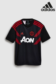 adidas Manchester United FC 2018/19 Kids Pre-Match Jersey