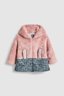 Bunny Fleece Jacket (3mths-6yrs)