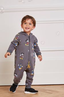 Mickey™ All Over Print All-In-One (3mths-6yrs)