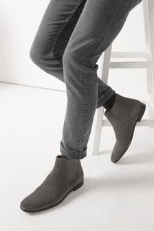 Slim Chelsea Boots