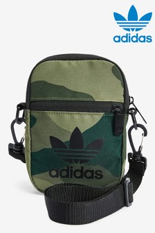 adidas Originals Camo Festival Small Item Bag