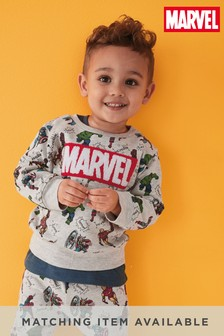 Marvel® All Over Print Crew (3mths-8yrs)