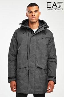 Emporio Armani EA7 Camo Long Jacket