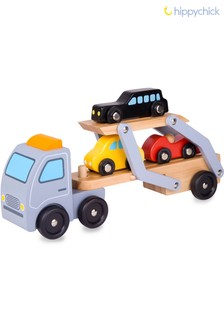 Double Decker Car Transporter by Hippychick