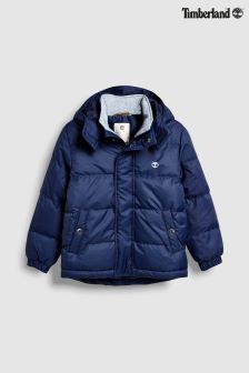 Timberland® Navy Padded Jacket