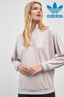 adidas Originals Pink Sweatshirt
