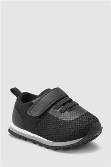 Trainer Pram Shoes (Younger)