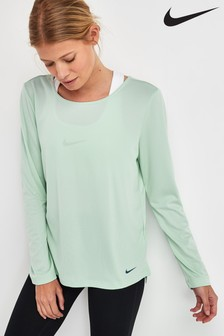 Nike Dri-FIT Long Sleeve Elastika Tee