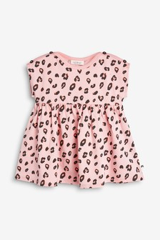 Short Sleeve Jersey Dress (0mths-2yrs)