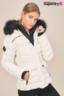 Superdry Glacier Puffa Jacket