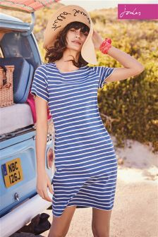 Joules Saltwash Riviera Dress