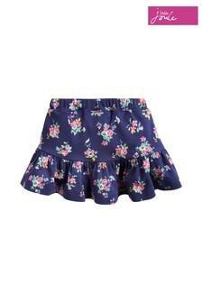 Joules Blue Peplum Skirt