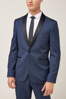 Slim Fit Shawl Collar Tuxedo Suit