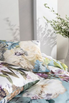 Lena Floral Cushion by Linen House