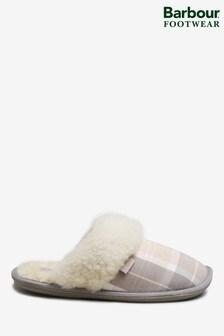 Barbour® Lydia Tartan Pink Mules