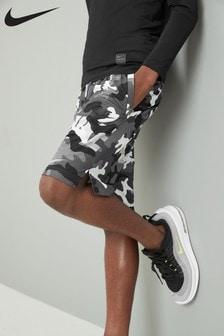 Nike Camo Dri-FIT Shorts