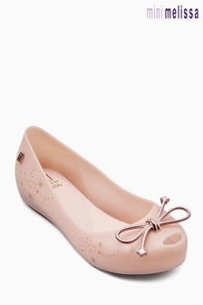 Mini Melissa Blush Ultragirl Elements Pump
