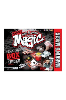 Marvin's Magic MindBlowing Magic 100 Tricks