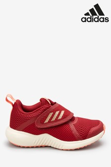 adidas Red FortaRun X Junior & Youth Trainers