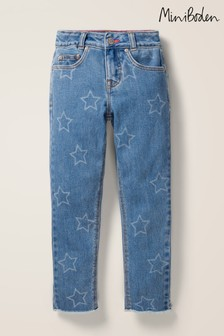 Boden Denim Star Girlfriend Jeans