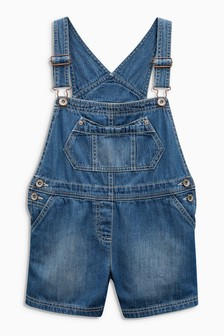 Denim Dungarees (3-16yrs)