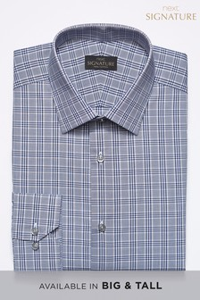 Slim Fit Signature Check Shirt