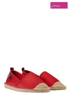 Joules Red Ocean Flipadrille Lightweight Summer Shoe