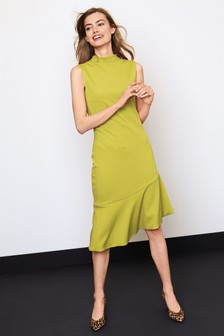 4565abfe379 Yellow Dresses | Womens Petite & Tall Yellow Dresses | Next UK